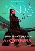 Lynda à l'Olympia