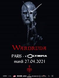 Wardruna à l'Olympia