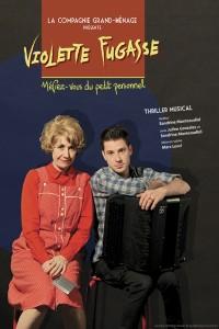 Violette Fugasse - Méfiez-vous du petit personnel au Théâtre L'Essaïon