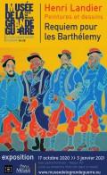 Henri Landier, Requiem pour les Barthélemy au Musée de la Grande Guerre du Pays de Meaux