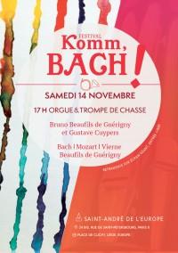 Bruno Beaufils de Guérigny et Gustave Cuypers en concert