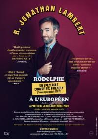 R. Jonathan Lambert : Rodolphe à L'Européen