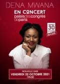 Dena Mwana au Palais des Congrès
