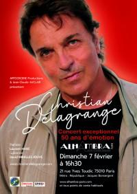 Christian Delagrange à l'Alhambra