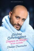 Jérôme Commandeur : Tout en douceur au Théâtre Traversière