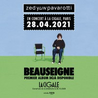 Zed Yun Pavarotti à la Cigale
