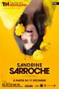Sandrine Sarroche au Théâtre des Nouveautés