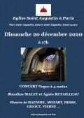Blandine Malet et Agnès Retailleau en concert