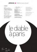 Le Diable à Paris à l'Athénée - Théâtre Louis-Jouvet - Affiche