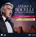 Andrea Bocelli à l'Accor Arena