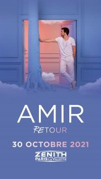 Amir au Zénith de Paris