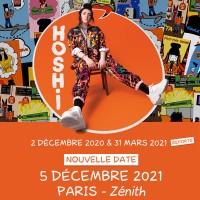Hoshi au Zénith de Paris