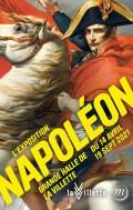 Exposition Napoléon à la Grande Halle de la Villette - Affiche