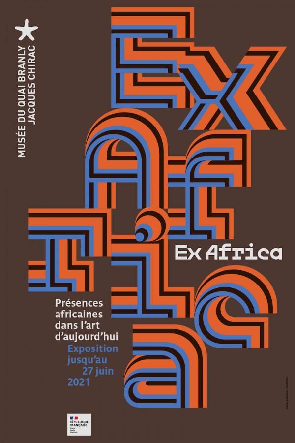 Exposition Ex Africa au Musée du Quai Branly