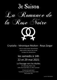 La Romance de la rose noire au Théâtre Le Passage vers les Étoiles