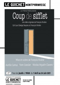 Coup de sifflet au Guichet-Montparnasse