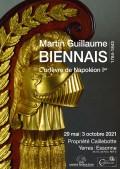 Exposition Martin Guillaume Biennais (1764-1843) - L'orfèvre de Napoléon Ier à la Propriété Caillebotte