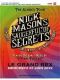 Nick Mason au Grand Rex