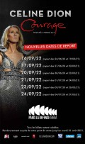 Céline Dion à la Défense Arena