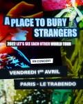 A Place to Bury Strangers au Trabendo