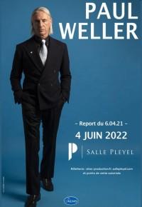 Paul Weller salle Pleyel
