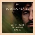 José González au Trianon