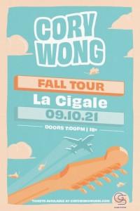 Cory Wong à la Cigale