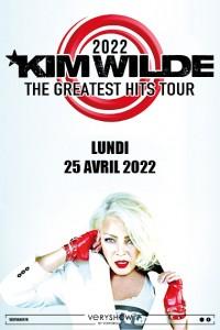 Kim Wilde à la Cigale