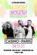 Trois Cafés Gourmands au Café de Paris