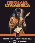 Michael Kiwanuka à l'Olympia