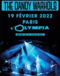 The Dandy Warhols à l'Olympia