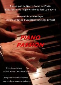 Concert à Saint-Julien-le-Pauvre