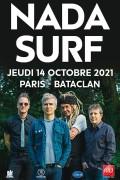 Nada Surf au Bataclan