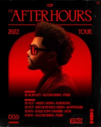 The Weeknd à l'Accor Arena