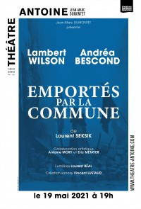 Emportés par la Commune au Théâtre Antoine