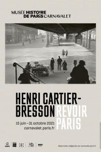 Exposition Henri Cartier-Bresson, Revoir Paris au Musée Carnavalet