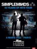 Simple Minds à la Seine musicale