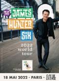 The James Hunter Six au Café de la Danse