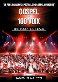 « Gospel pour 100 voix » au Palais des Sports