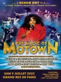 The Magic of Motown au Grand Rex