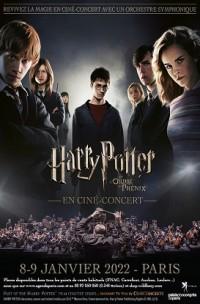 Ciné-concert « Harry Potter et l'Ordre du Phénix » au Palais des Congrès
