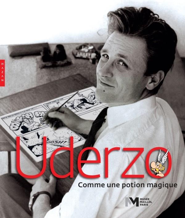 Exposition Uderzo, comme une potion magique au Musée Maillol