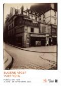 Exposition Eugène Atget, Voir Paris à la Fondation Henri Cartier-Bresson