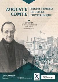 Auguste Comte, enfant terrible de l'École polytechnique à la Maison d'Auguste Comte