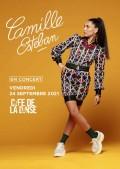 Camille Esteban au Café de la Danse