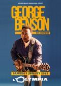 George Benson à l'Oympia