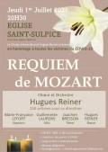 Les Chœur et Orchestre Hugues Reiner et solistes en concert