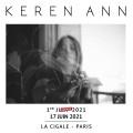 Keren Ann à la Cigale