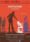 Affiche Antigone, Orléans 44 - Comédie Saint-Michel