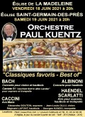 L'Orchestre Paul Kuentz et solistes en concert